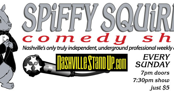 Coming to Nashville this Sunday September 7th!