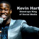 Top 100 Comedians on Social Media